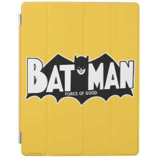 Batman | Force of Good 60s Logo iPad Cover