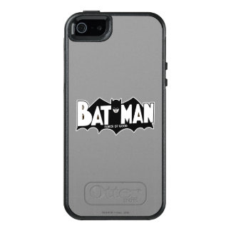 Batman | Force of Good 60s Logo OtterBox iPhone 5/5s/SE Case