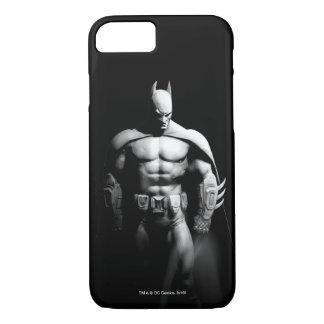 Batman Front View B/W iPhone 7 Case