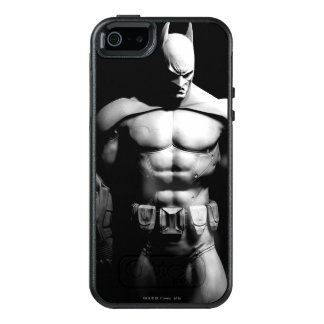 Batman Front View B/W OtterBox iPhone 5/5s/SE Case