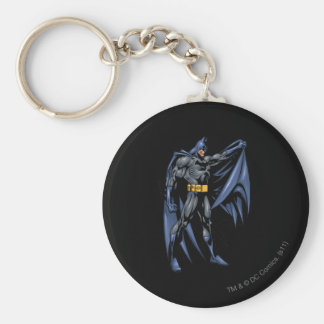 Batman Full-Color Side Key Ring