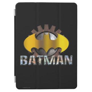 Batman | Gear Background Logo iPad Air Cover