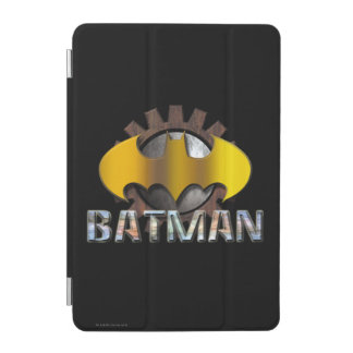 Batman | Gear Background Logo iPad Mini Cover