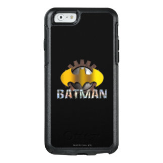 Batman | Gear Background Logo OtterBox iPhone 6/6s Case