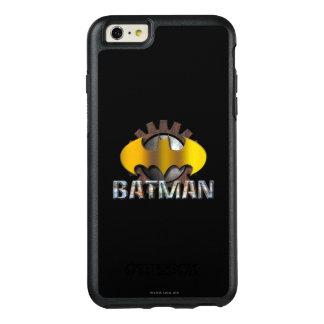 Batman | Gear Background Logo OtterBox iPhone 6/6s Plus Case