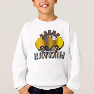 Batman | Gear Background Logo Sweatshirt
