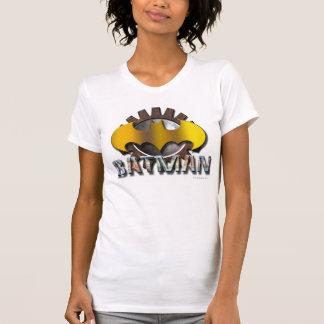 Batman | Gear Background Logo T-Shirt