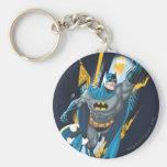 Batman Gotham Guardian Basic Round Button Key Ring