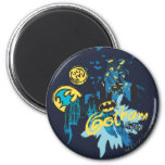 Batman Gotham Guardian Notebook Sketch 6 Cm Round Magnet