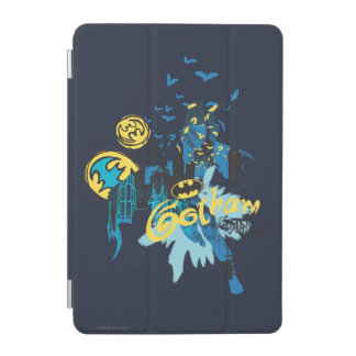 Batman Gotham Guardian Notebook Sketch iPad Mini Cover