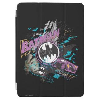 Batman Gotham Skyline Sketch iPad Air Cover