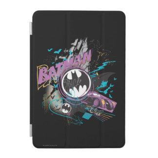 Batman Gotham Skyline Sketch iPad Mini Cover