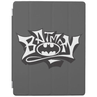 Batman | Graffiti Name Logo iPad Cover