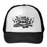 Batman Graffiti Name Trucker Hat