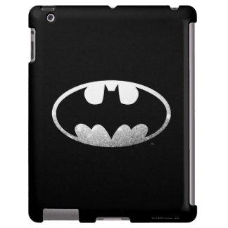 Batman Grainy Logo iPad Case