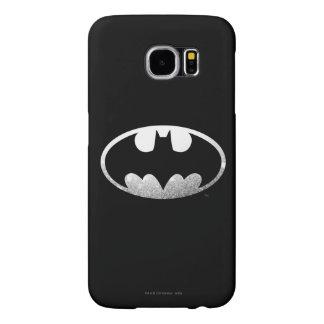 Batman Grainy Logo Samsung Galaxy S6 Cases