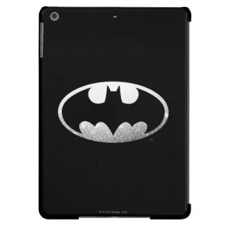 Batman Grainy Logo iPad Air Covers