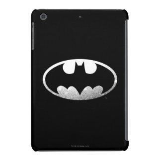 Batman Grainy Logo iPad Mini Cases