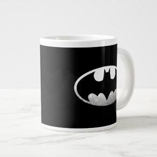 Batman Grainy Logo Jumbo Mug