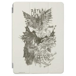 Batman Graphic Novel Pencil Sketch iPad Air Cover