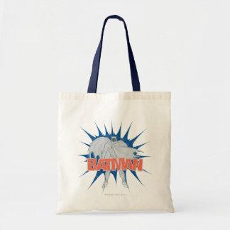 Batman Graphic Tote Bag