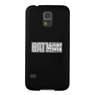 Batman | Grey Starbust Logo Case For Galaxy S5