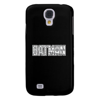 Batman | Grey Starbust Logo Galaxy S4 Case
