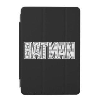 Batman   Grey Starbust Logo iPad Mini Cover