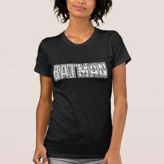 Batman | Grey Starbust Logo T-Shirt