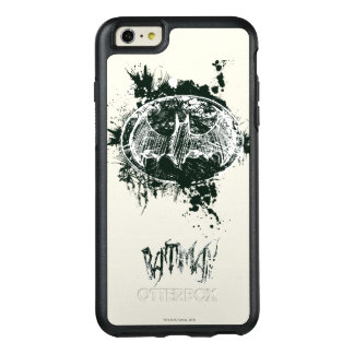 Batman Grunge Splatter Sketch OtterBox iPhone 6/6s Plus Case