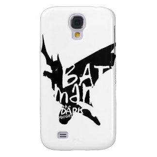 Batman Handwritten Galaxy S4 Case