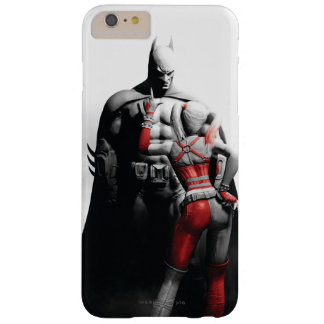 Batman & Harley Barely There iPhone 6 Plus Case