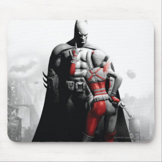 Batman & Harley Mouse Mat