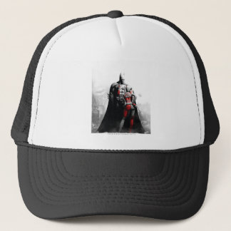 Batman & Harley Trucker Hat