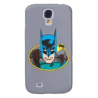 Batman Head 2 Galaxy S4 Case