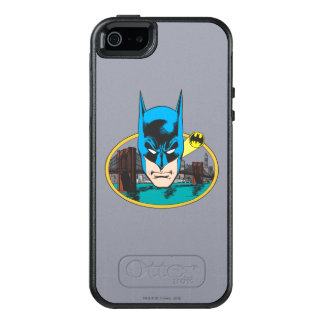 Batman Head 2 OtterBox iPhone 5/5s/SE Case