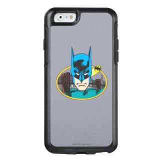 Batman Head 2 OtterBox iPhone 6/6s Case