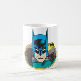 Batman Head Coffee Mug