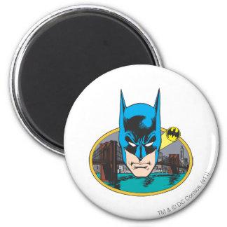 Batman Head Magnet