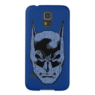 Batman Head Mantra Galaxy S5 Cover