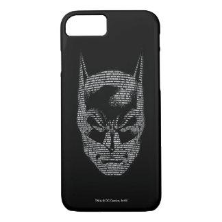 Batman Head Mantra iPhone 8/7 Case