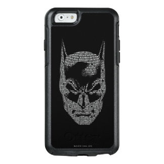 Batman Head Mantra OtterBox iPhone 6/6s Case