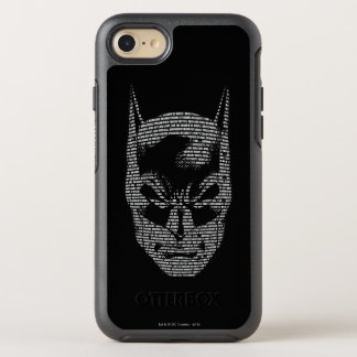 Batman Head Mantra OtterBox Symmetry iPhone 8/7 Case