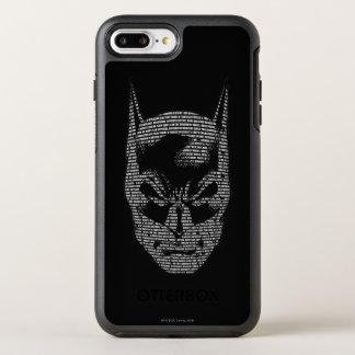 Batman Head Mantra OtterBox Symmetry iPhone 8 Plus/7 Plus Case