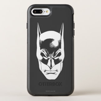 Batman Head OtterBox Symmetry iPhone 8 Plus/7 Plus Case