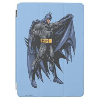 Batman holds cape - side iPad air cover