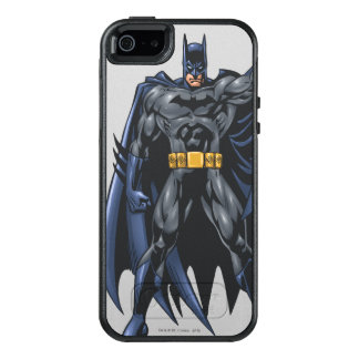 Batman holds up cape OtterBox iPhone 5/5s/SE case