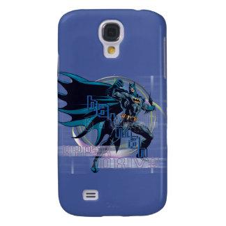 Batman - Hyper Drive Galaxy S4 Case