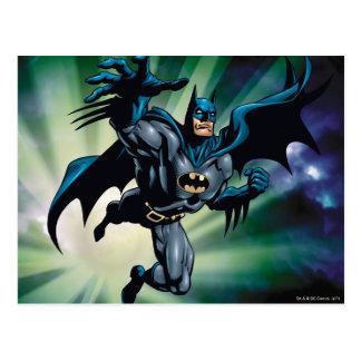 Batman Hyperdrive - 12A Postcard