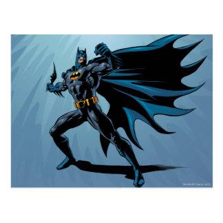 Batman Hyperdrive - 14A Postcard